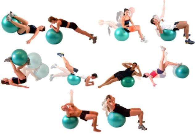 Muscoli addominali nuoto esercizi