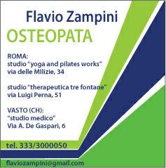 Osteopatia e nuoto