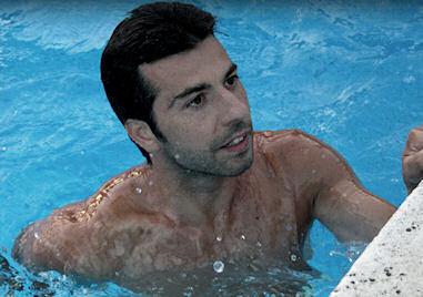 Andrea Izzo laureato ISEF allenatore nuoto
