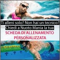 Programma allenamento nuoto personalizzato