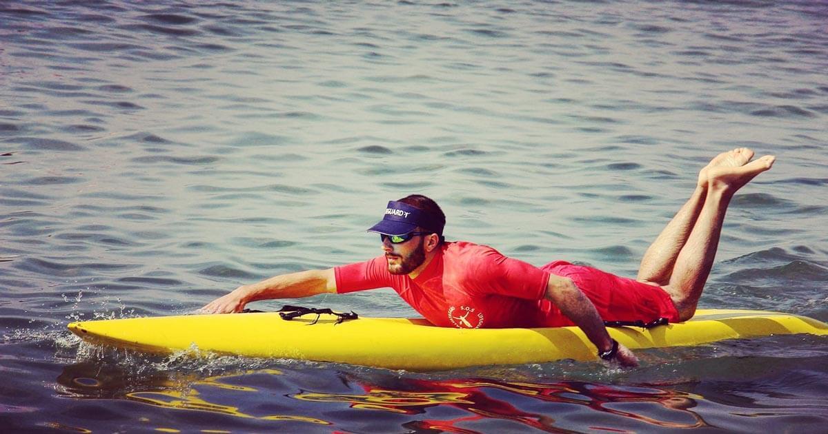 Lifeguard (assistente bagnanti) figura professionale